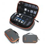 Bagsmart organizér Venice Electronics grey/orange