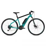 "Crossové elektrokolo Ghost Square Cross B1.8 28"" - model 2019 Electric Blue / Jet Black - XL (24,5\"") - Záruka 10 let"