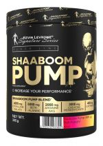 Shaaboom Pump - Kevin Levrone 385 g Fruit Punch